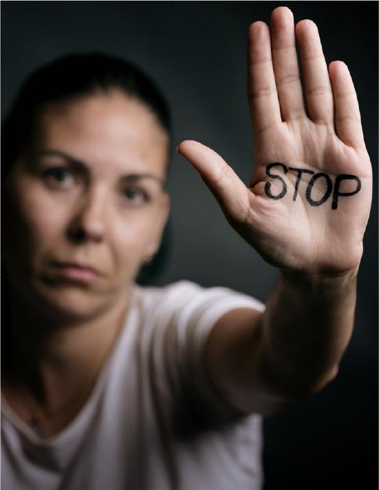 LUTTE CONTRE LES VIOLENCES À L 'ÉGARD DES FEMMES ET DES FILLES