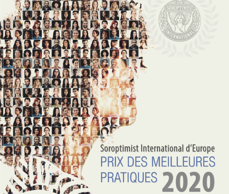 Prix international de la PAIX Soroptimist de l'Europe