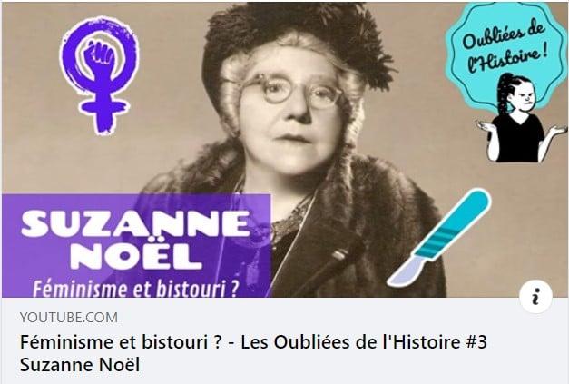 """Féminisme et bistouri?"""
