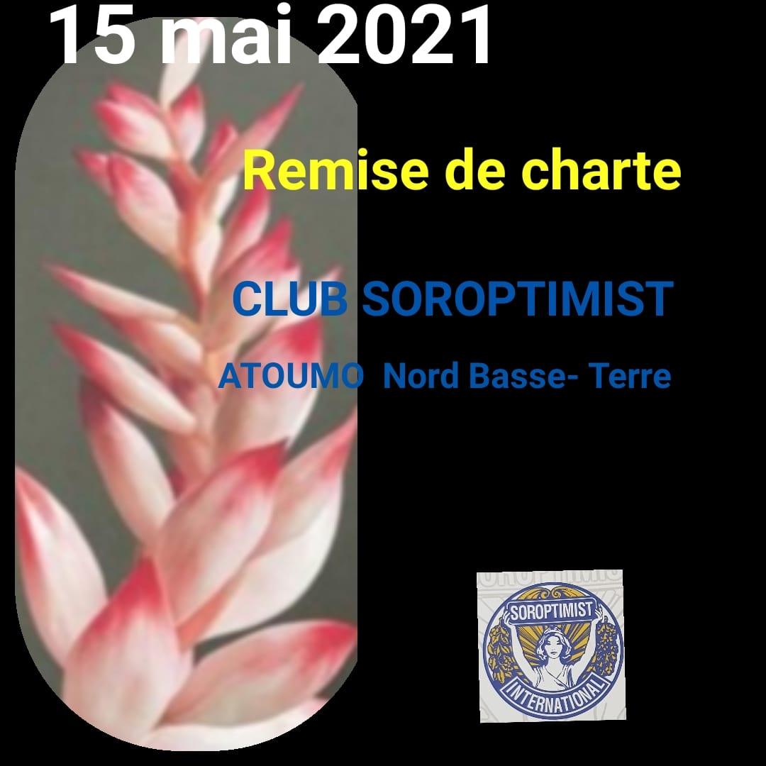 Remise de charte en Outre-Mer !