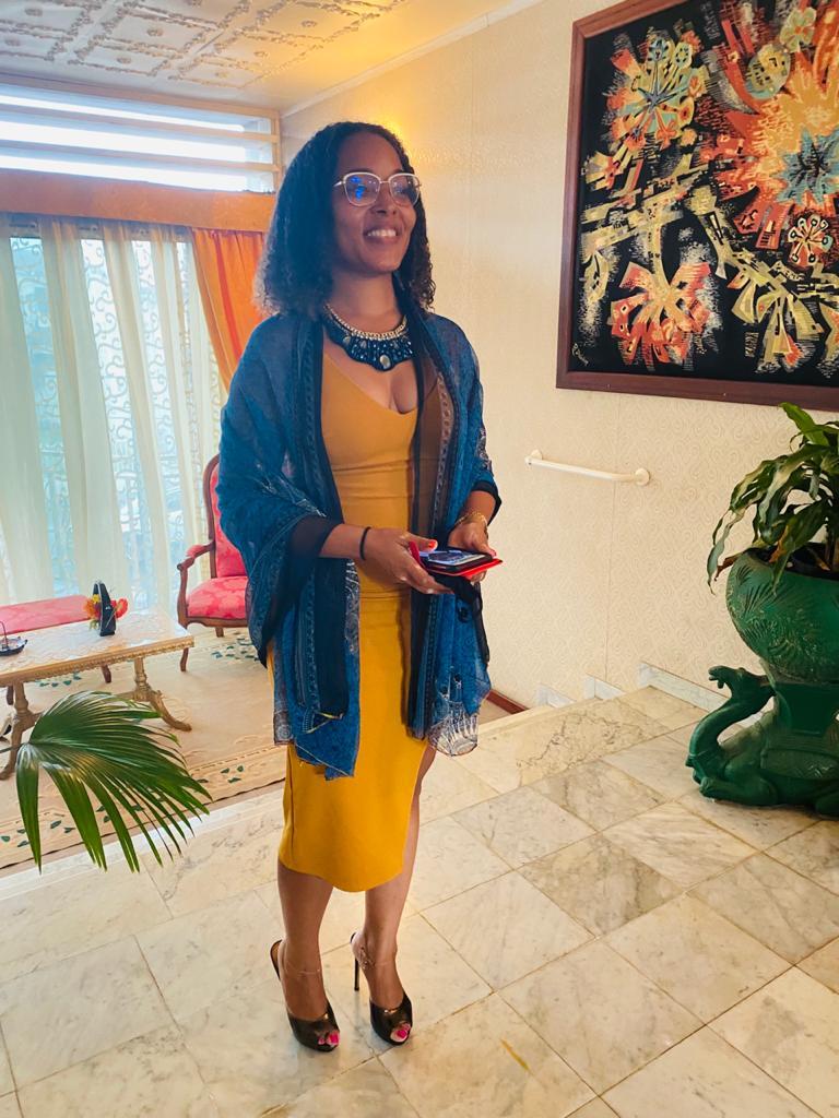 Une nouvelle soroptimist pour le SI club de Cayenne