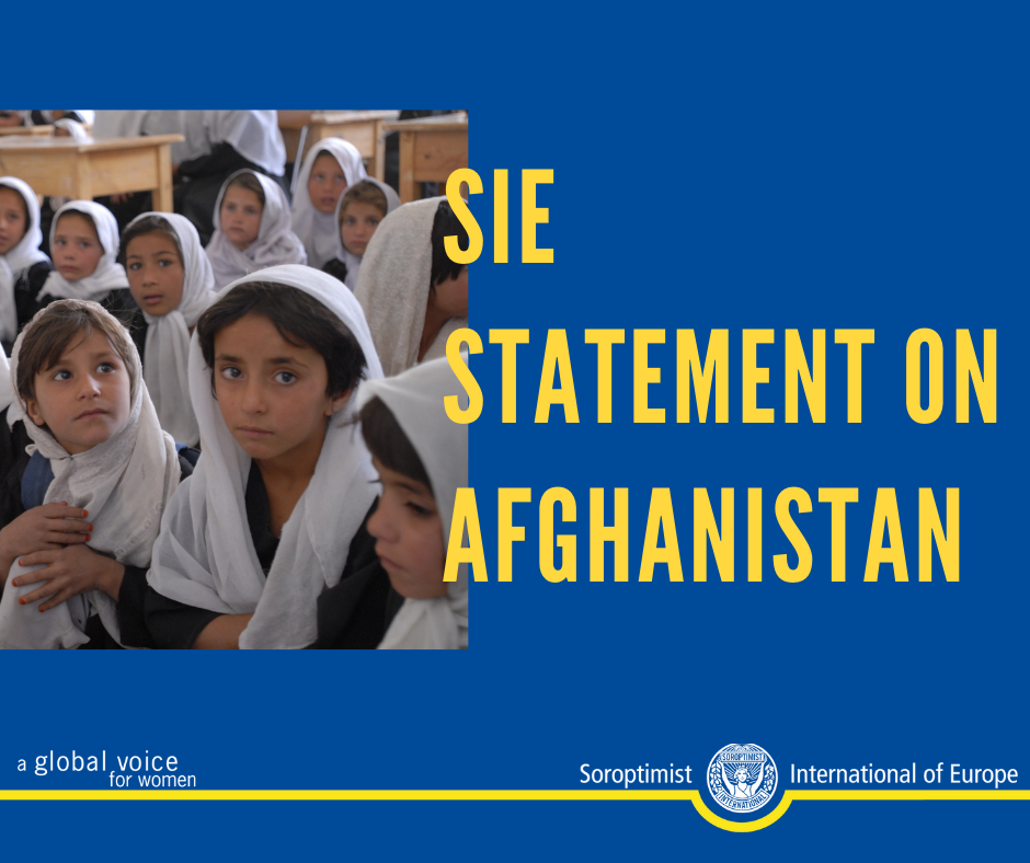 Déclaration du SIE sur la situation en Afghanistan