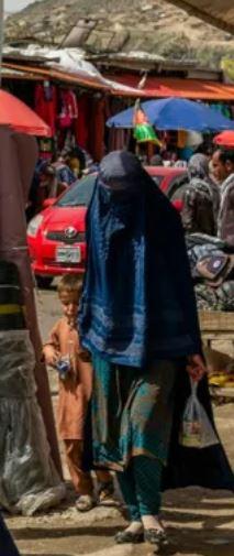 Mobilisation de l'UF pour les femmes afghanes.