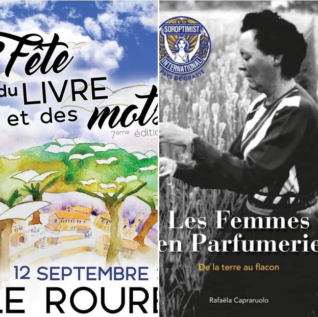 """SI club Pays de Grasse : """"Les Femmes en Parfumerie"""""""