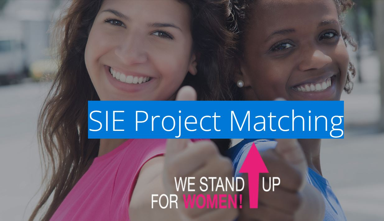 SIE Project Matching
